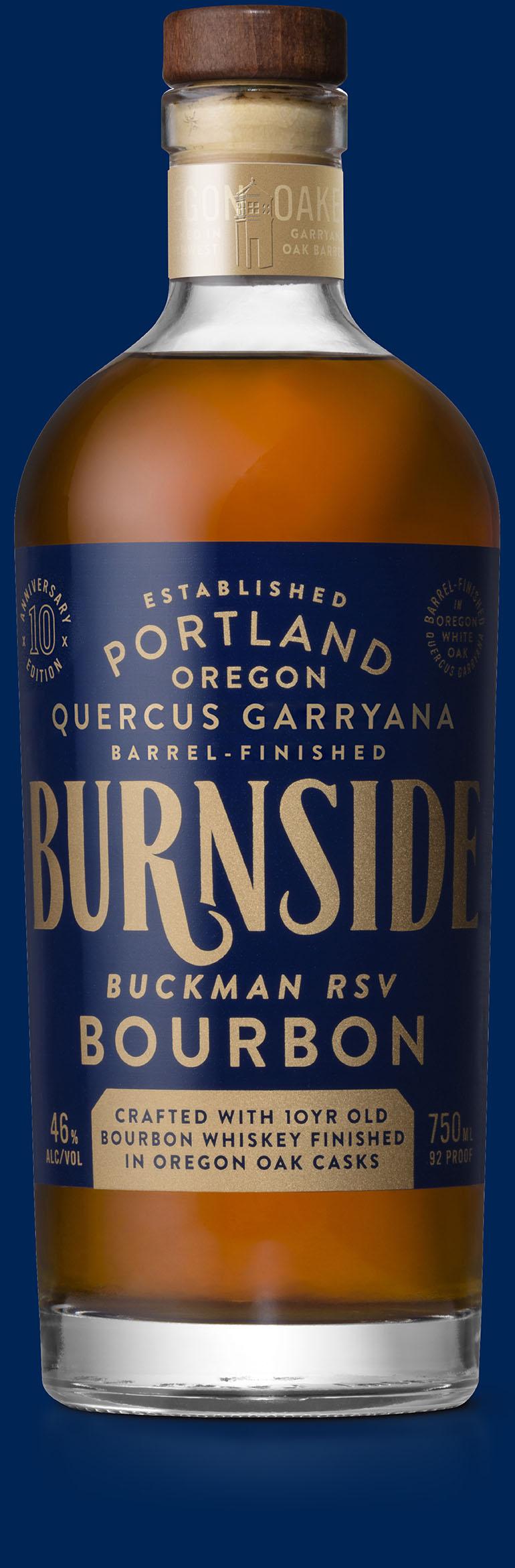 Buckman Reserve 10 Year Bourbon