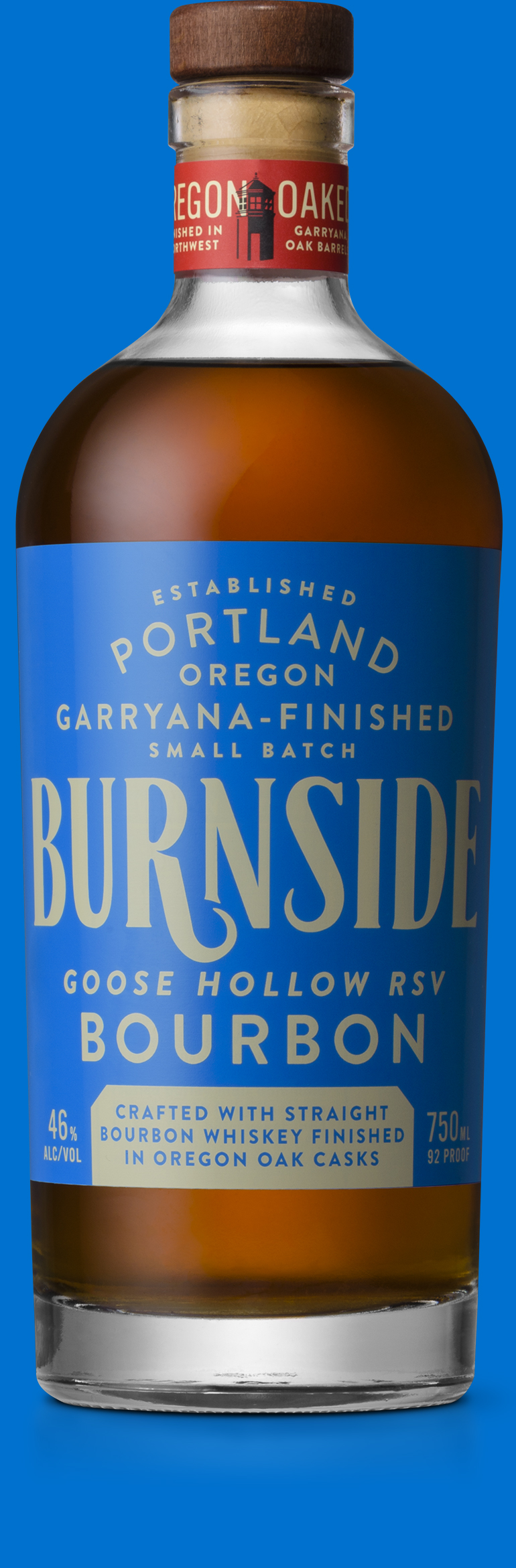 Burnside Goose Hollow RSV straight bourbon